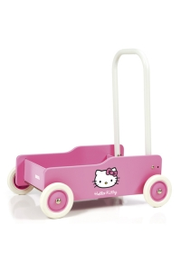 BRIO Gåvogn Hello Kitty
